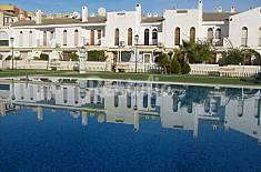 Casa 500 metros de la playa. Libre october Murcia