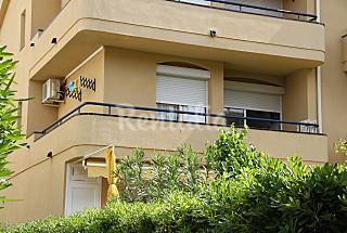 Apartment with 2 bedrooms on the beach front line Girona