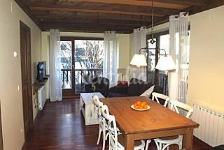 Apartamento de 2 habitaciones Aubert (Vielha) Lleida/Lérida