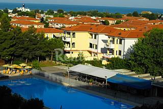 Apartamento para 2-4 pessoas a 250 m da praia Macerata