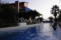 Villa con impresionantes vistas del Teide y el mar Tenerife