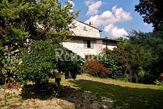 House for rent with private garden Perugia