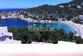Villa with 5 bedrooms only 100 meters from the beach Ibiza