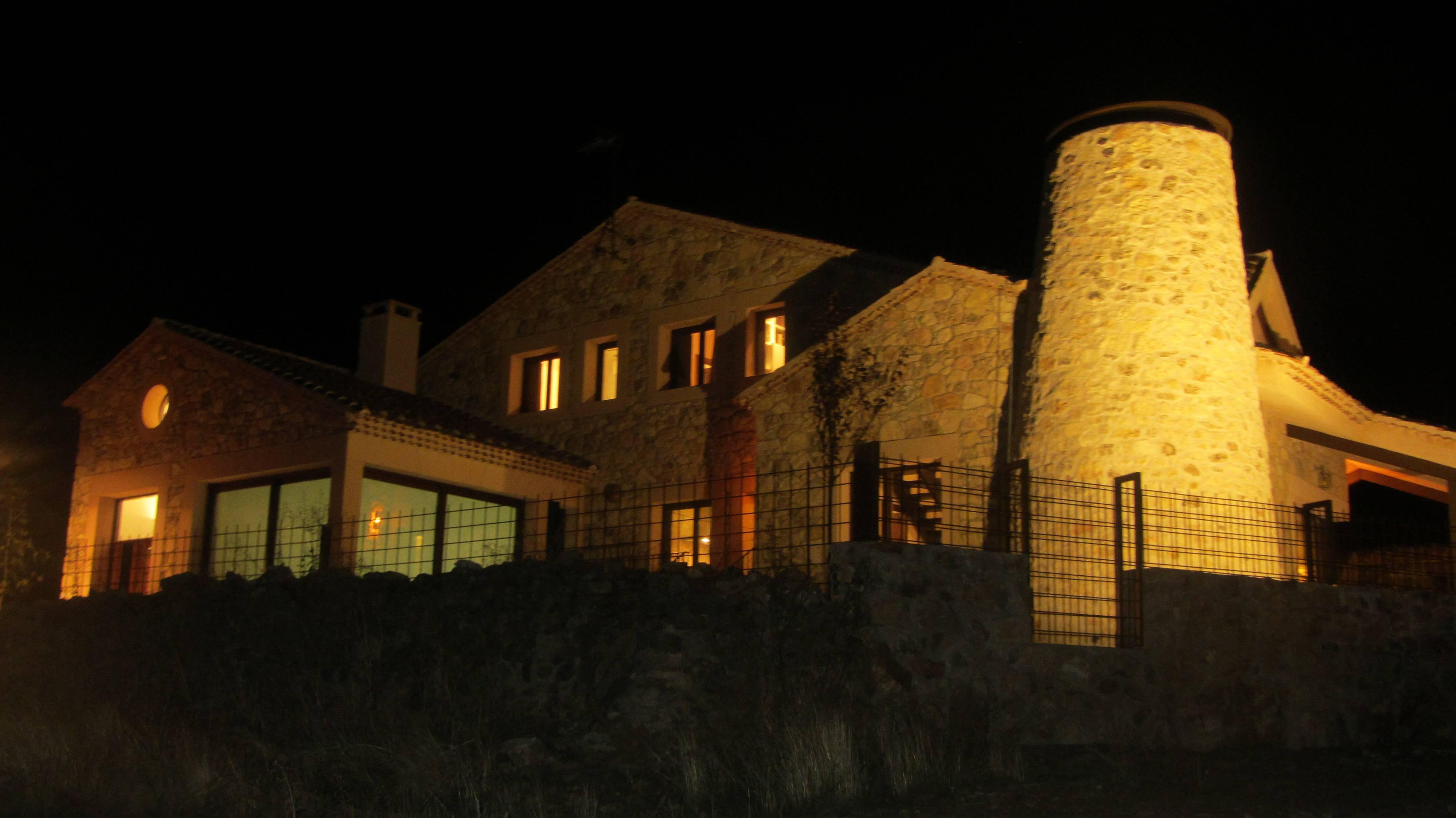 Villa lujo piscina climatizada 8 km de pedraza la matilla segovia - Piscina climatizada segovia ...