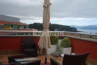 Apartamento com 2 quartos a 100 m da praia Pontevedra