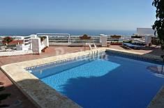 Casa para 6 con vistas al mar a 4 km de la playa Almería