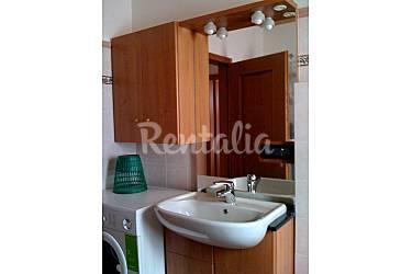 Apartment Bathroom Trentino Pellizzano Apartment