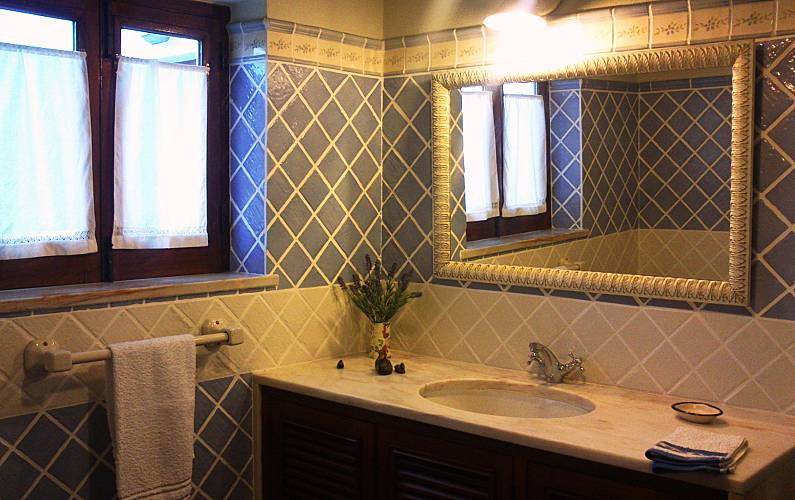 Villa Bathroom Lisbon Sintra villa - Bathroom