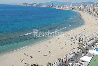 Apartamento en segunda línea de playa Levante Alicante