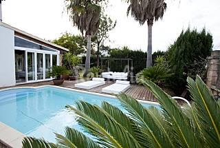 Villa con piscina cerca de la playa Mallorca