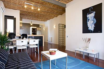 Apartamento para alugar em Barcelona centro Barcelona