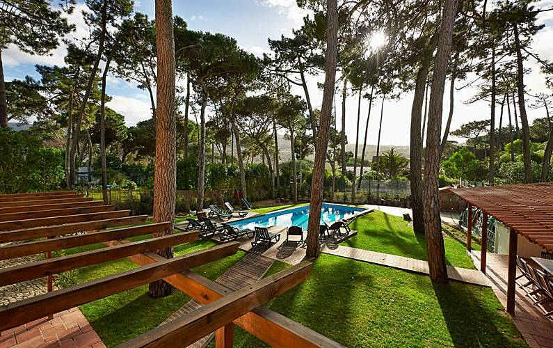 The Yellow House- Relax for big families Lisbon - Outdoors