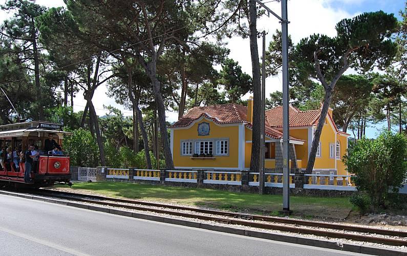 The Outdoors Lisbon Sintra villa - Outdoors