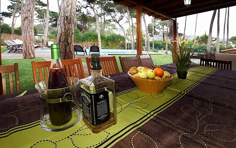 The Garden Lisbon Sintra villa - Garden
