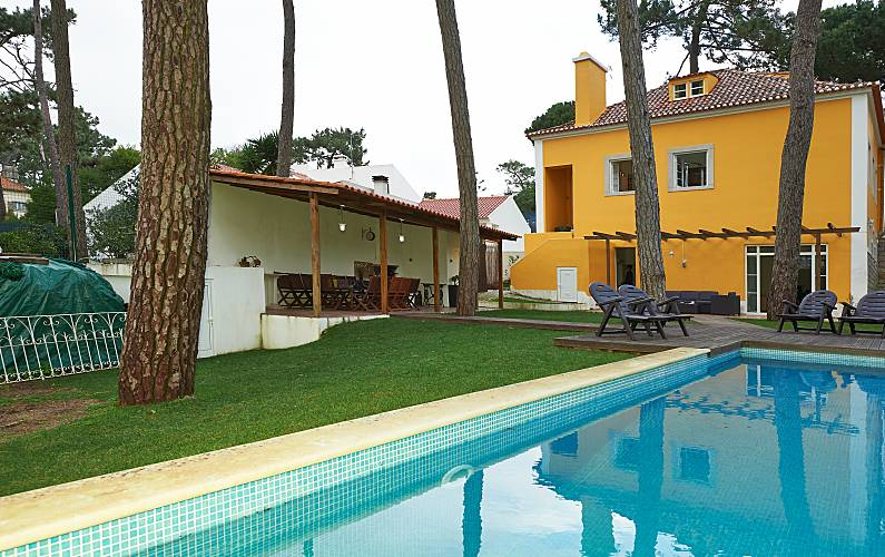 The Swimming pool Lisbon Sintra villa - Swimming pool