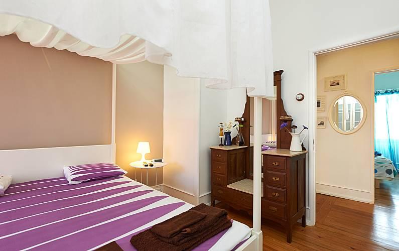 The Bedroom Lisbon Sintra villa - Bedroom