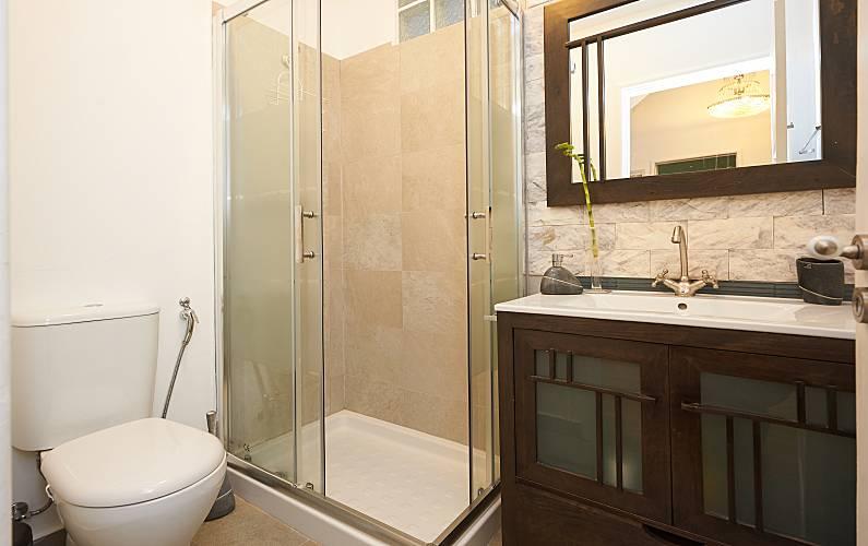 The Bathroom Lisbon Sintra villa - Bathroom