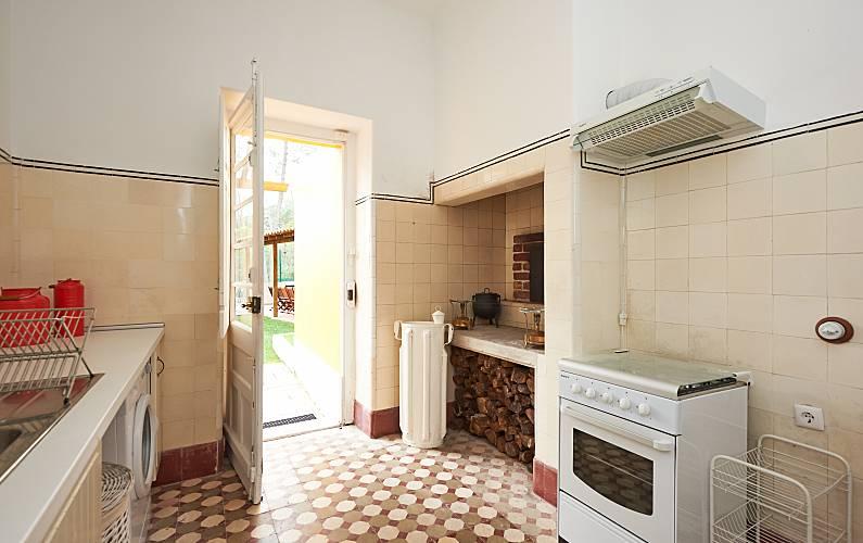 The Kitchen Lisbon Sintra villa - Kitchen