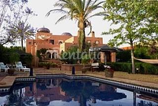 Casa para 4-5 personas a 3 km de la playa Almería
