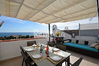 townhouse Jupiter, 700m from sea, WIFI Alicante