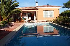 Villa para 6 personas a 50 m de la playa Menorca