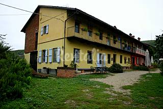 Country House for 2-10 people  Cuneo