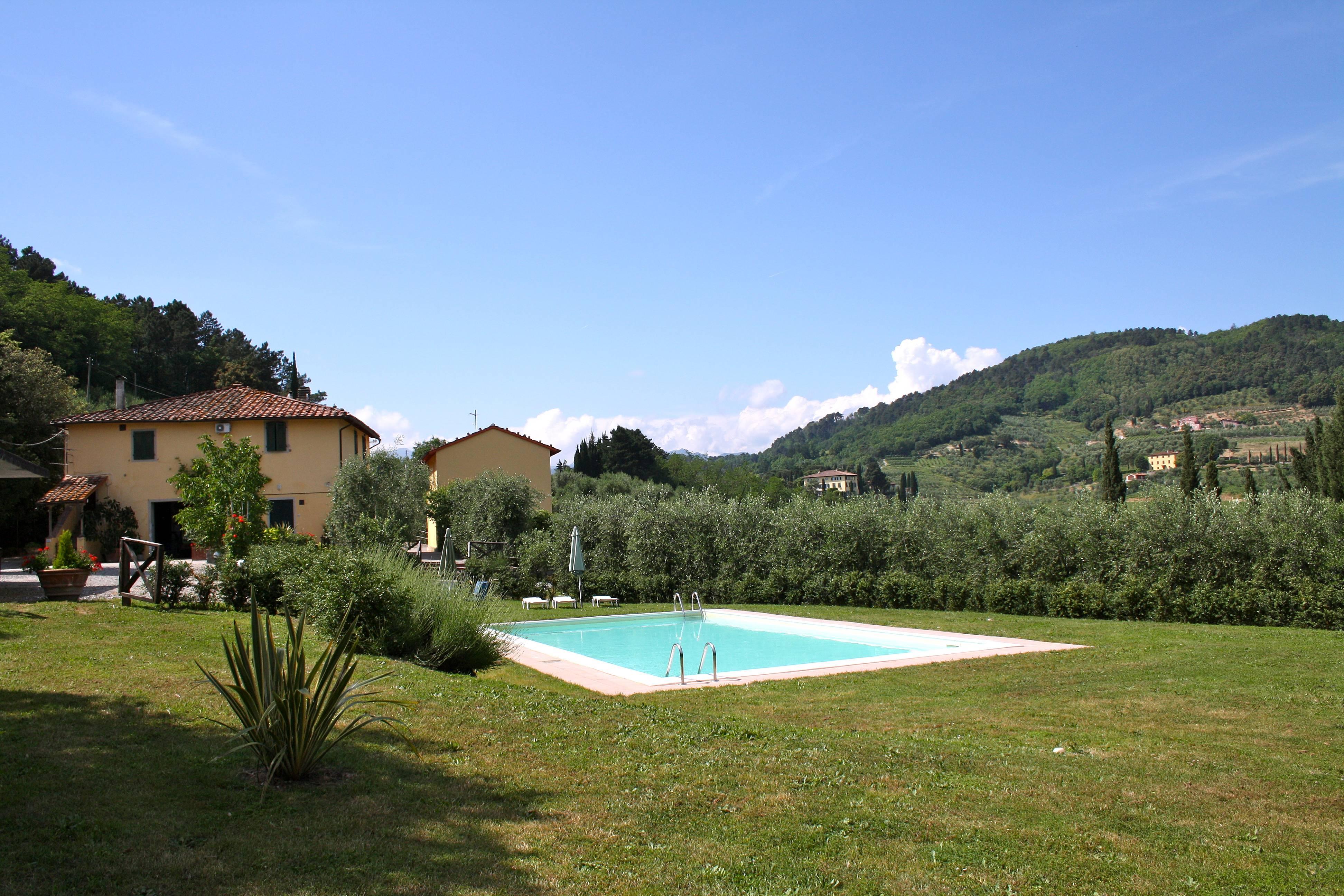 Apartamento En Alquiler Con Piscina Santo Stefano Lucca