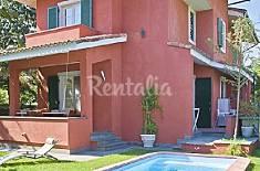 Villa in affitto a 750 m dalla spiaggia Lucca