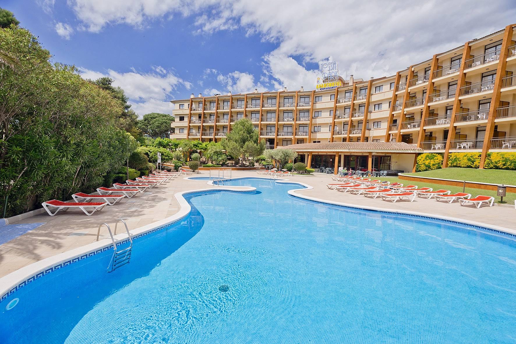 6 Modern Apartments With Pool Near Beach Tossa De Mar Girona Costa Brava