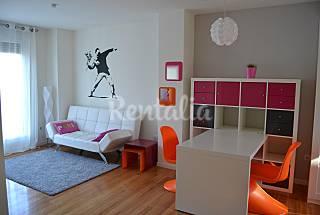 Apartamento para 2-3 personas en Santander centro Cantabria