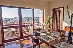 Apartamento de 3 habitaciones a 1000 m de la playa Oporto