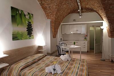 Apartamento para 2 personas a 15 km de la playa Lucca