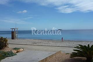 Appartamento con 1 stanze in prima linea di spiaggia Ibiza