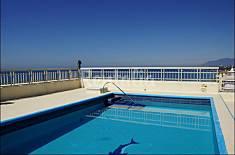 Fantastic apartment on the first line of beach Málaga