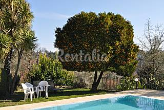 2 Houses for rent with swimming pool Braga