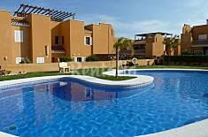 Casa para 6 personas a 12 km de la playa Almería