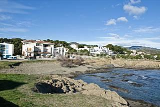 Apartamento en 1a línea del mar  Girona/Gerona