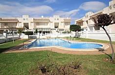 Apartamento de 2 habitaciones a 1500 m de la playa Alicante