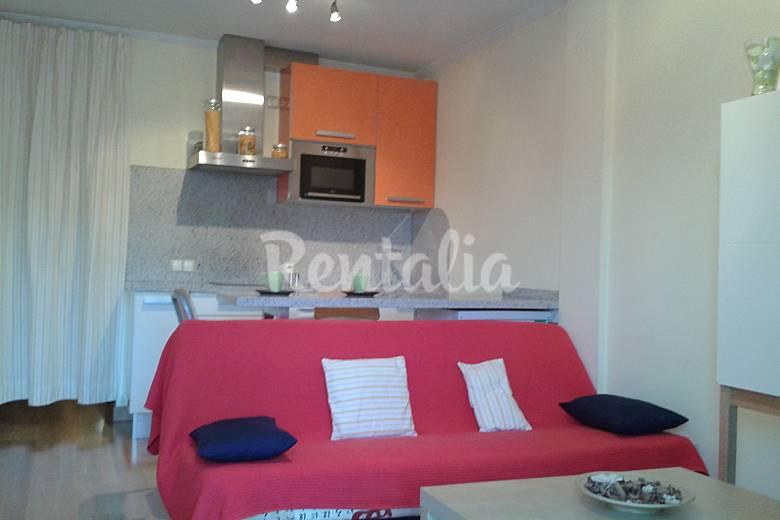 Apartamento-loft en alquiler en Salamanca, Zona Campus Salamanca