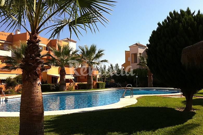 Apartamento naturista - FKK en playa de Vera Almería