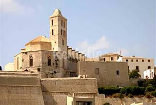 Ibiza town the castle - 2 Apartamentos Ibiza/Eivissa