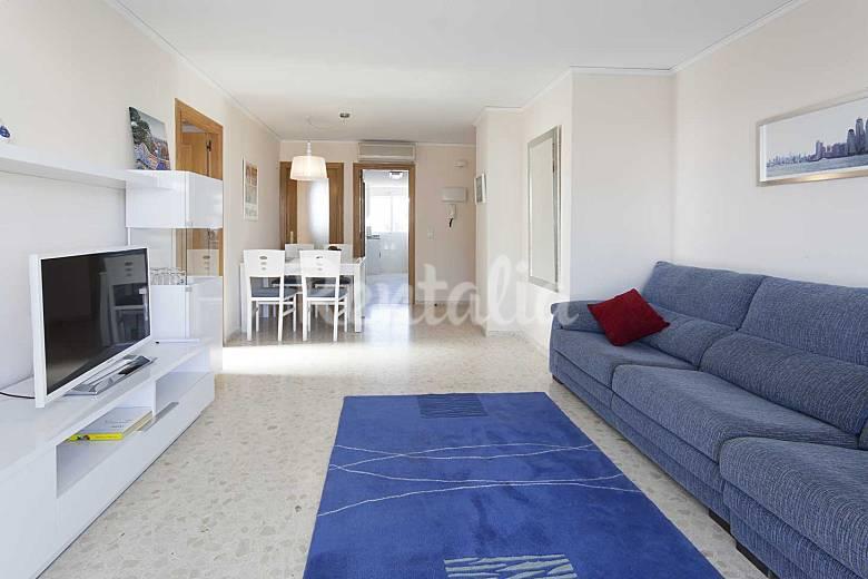 Apartamento moderno en playa de gandia florida 8 grau i platja gandia valencia - Playa gandia apartamentos ...