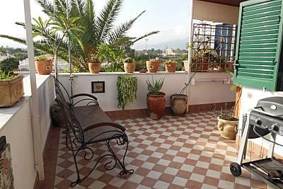 Appartamento panoramico a 100 m dal mare Palermo