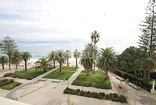Apartamento T3 em frente à praia Algarve-Faro