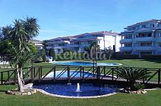 Apartamento de 2 habitaciones a 700 m de la playa Girona/Gerona