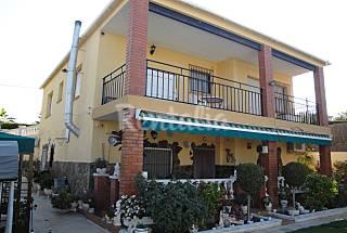 Villa para 14 personas a 1000 m de la playa Tarragona