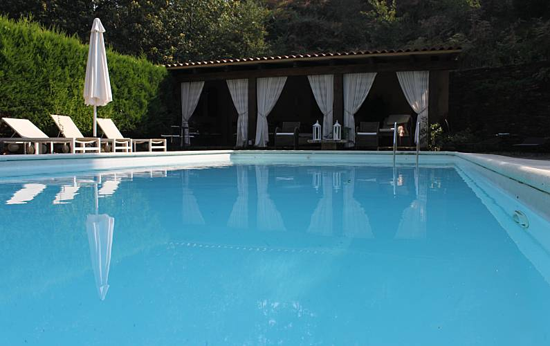 House Swimming pool Viana do Castelo Vila Nova de Cerveira House - Swimming pool