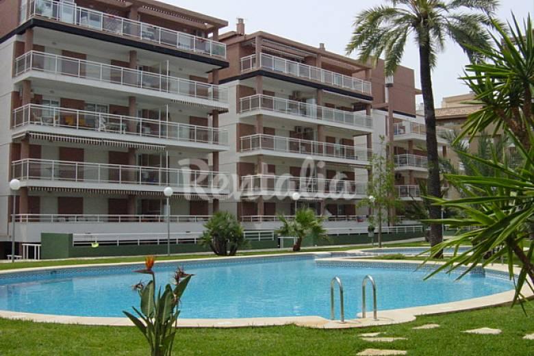Apartment Swimming pool Alicante Dénia Apartment