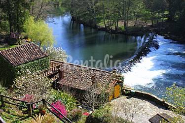 Casas da azenha 7 km de la playa junto al rio sopo vila nova de cerveira viana do - Vilanova de cerveira ...