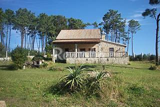 Villa with 3 bedrooms only 150 meters from the beach A Coruña